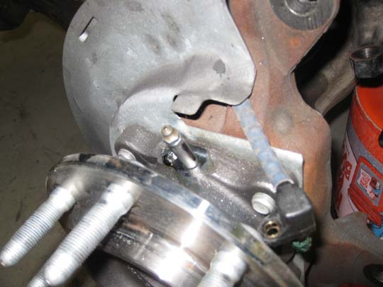 Greasing Chevy sealed wheel bearings - Class B Forums