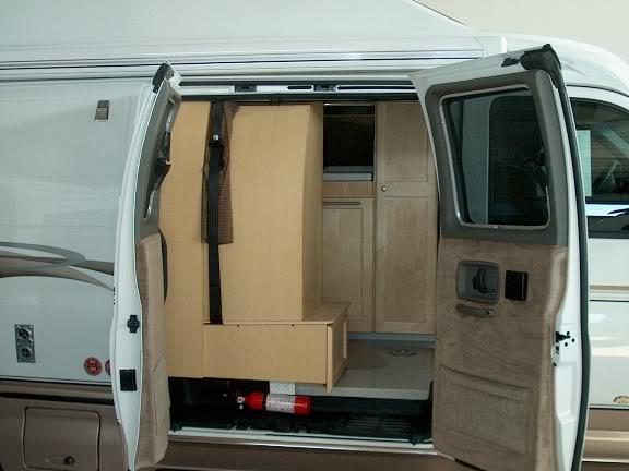 Interesting add-on Cabinets for Roadtreks - Class B Forums