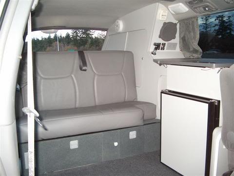 Gtrv Westy Toyota Sienna Class B Forums