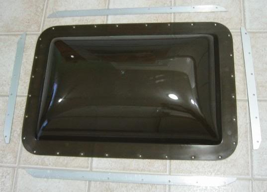 Dome Type Skylight Replacement Class B Forums