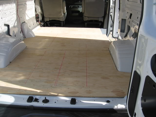 Homebuilt 2007 Ford E150 Van RV With Sportsmobile Top