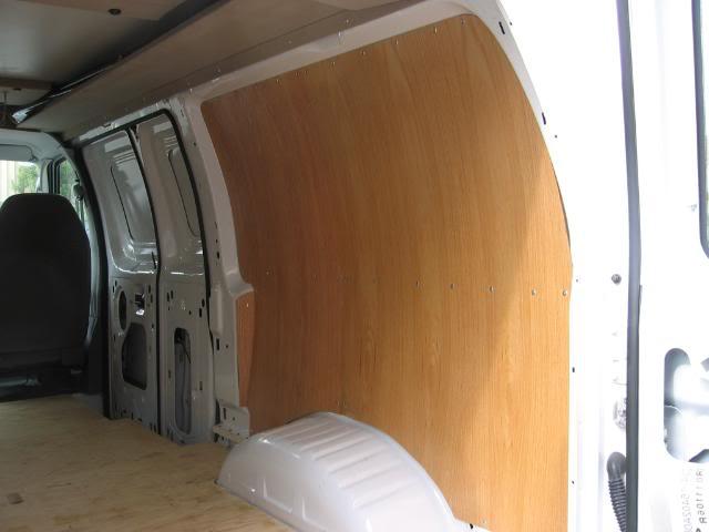 Homebuilt 2007 Ford E150 Van Rv With Sportsmobile Top