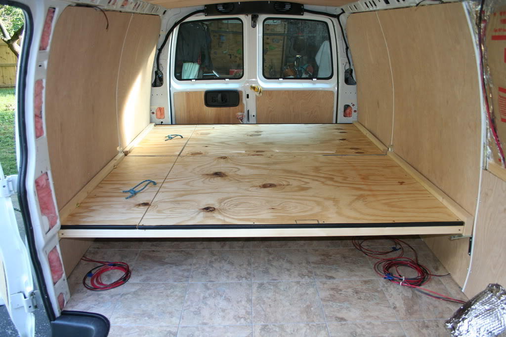 97 Chevy Van Project Class B Forums