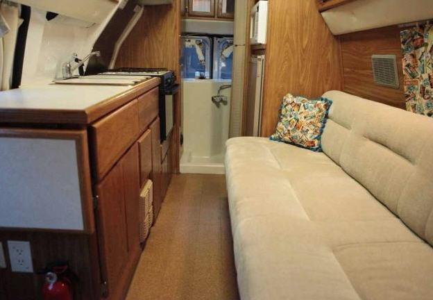 1999 Airstream Chevrolet B 190 Renovations And Repairs