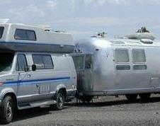 1999 Airstream Chevrolet B 190 Tow Vehicle