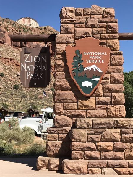 September 2019 - Zion NP Utah