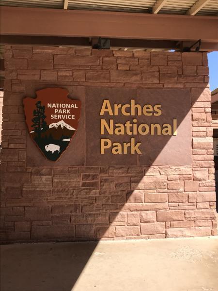 September 2019 - Arches NP Utah