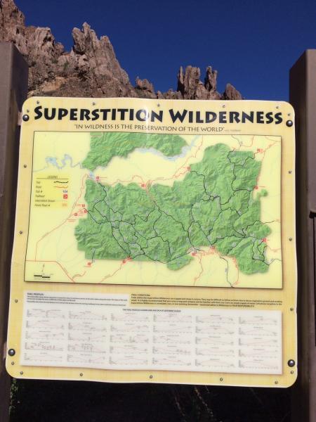 Superstition Wilderness