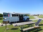 Home Made Camper Van