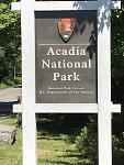 August 2018 Acadia N.P.
