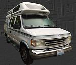 1992 Ford E250 19' Coachmen