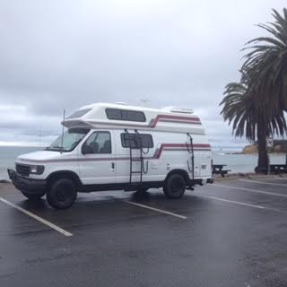 yeti at El Cap.