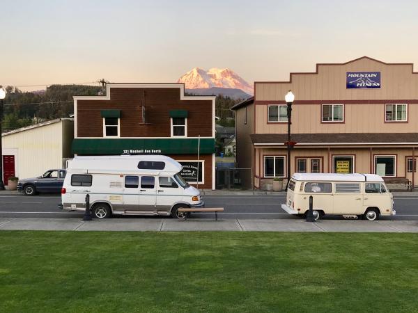 Eatonville & Mt. Rainier