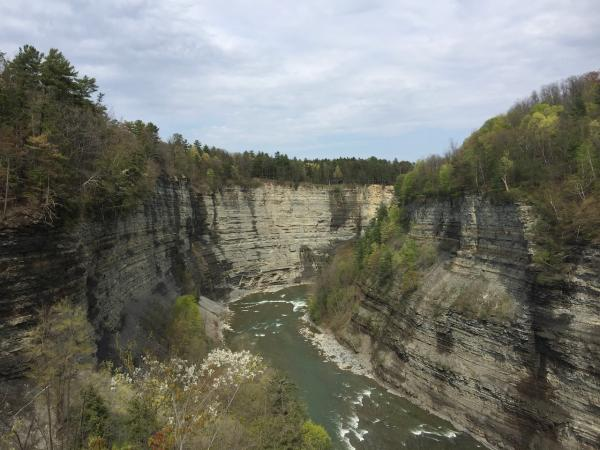 Letchworth SP - The Grand Canyon of the east.