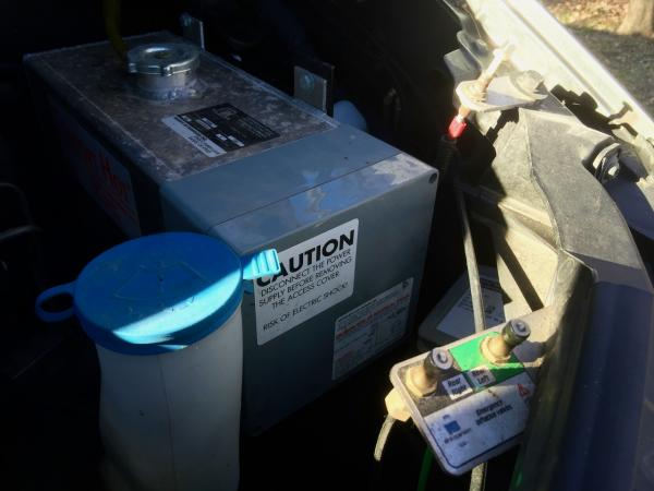 Comfort Hot Glycol - Electric Hydraulic Furnace