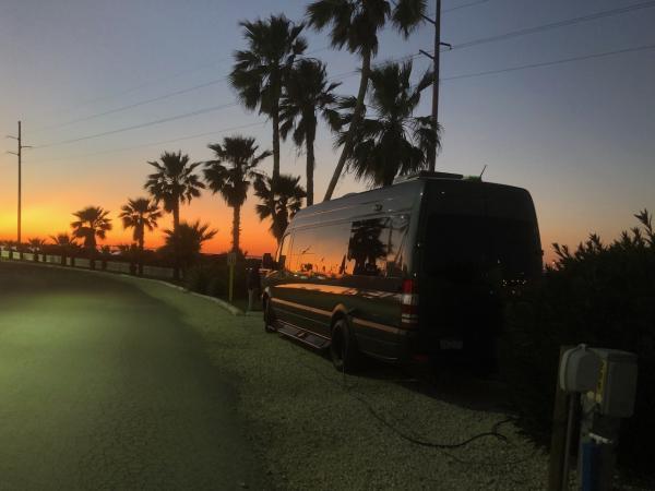South Padre Island KOA Campsite