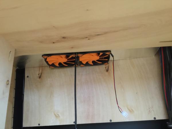 Refrigerator Ventilation Fans