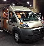 Photos of Class B Motorhomes
