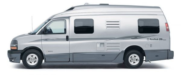 2009 Roadtrek 210 Popular