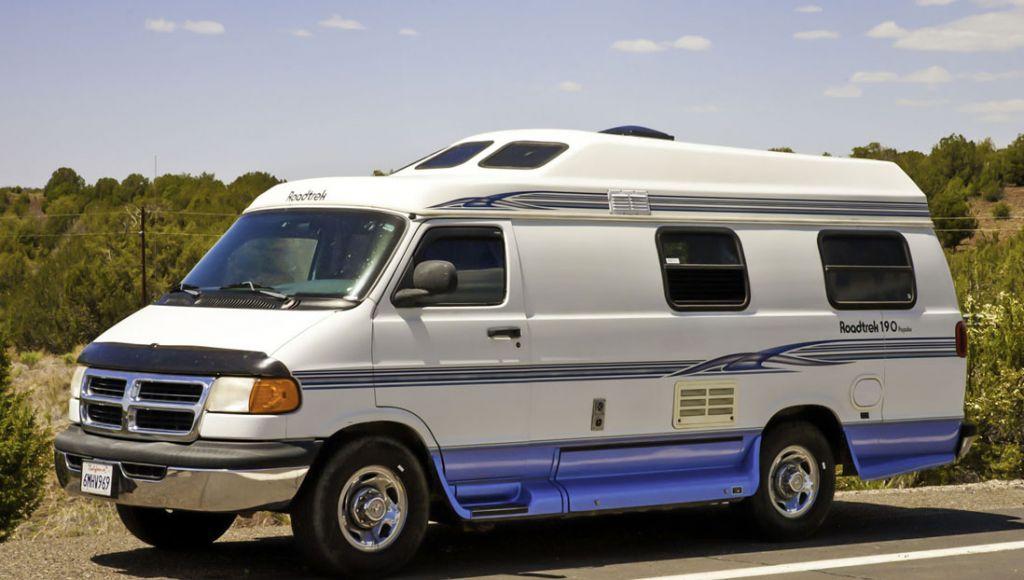 Bobow's '98 Roadtrek 190