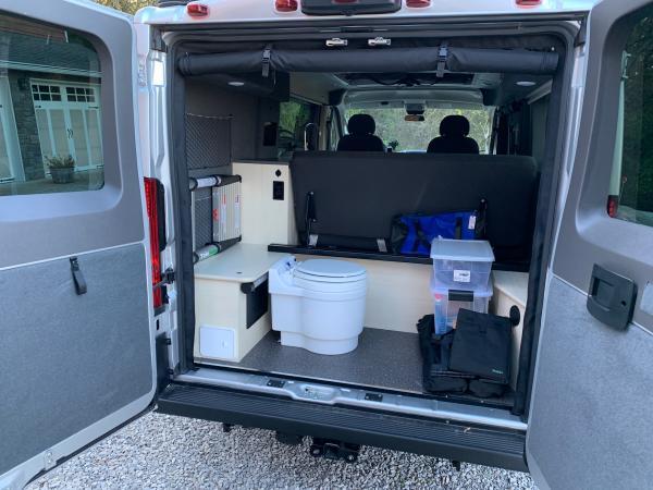 laveo dry flush in Tofino