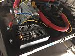 Trik-L-Start added to maintain chassis battery while plugged in.