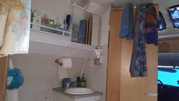 20210615 121943 resized 1 (installed Purell sanitizer and TP roll holder)
