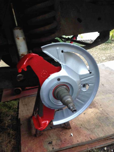 Front Brakes (1)