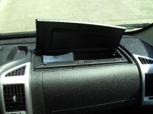 Dash Top Glove Box